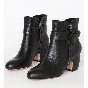 NWT Splendid Harlee Ankle Bootie Black Leather 7.5